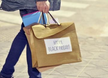 Las 5 prendas que no pueden faltar en el Black Friday