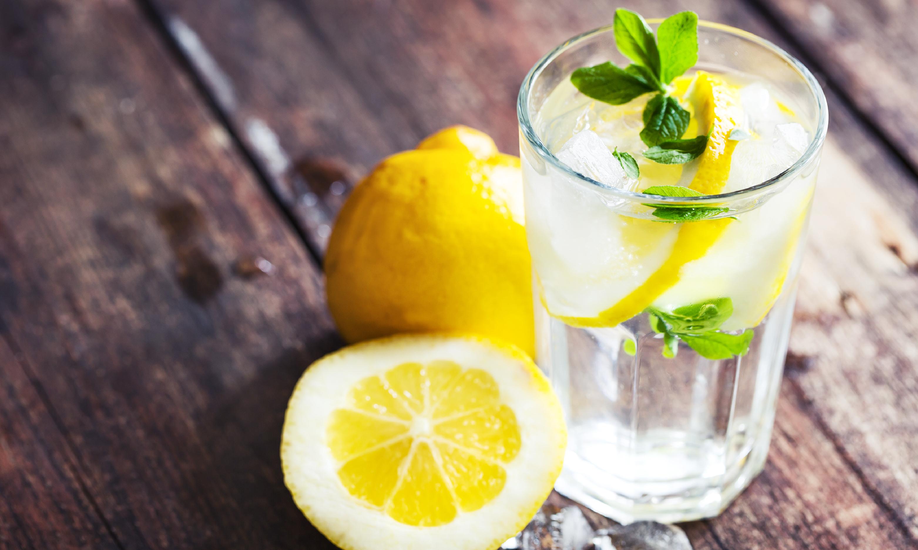 Agua con vinagre para adelgazar