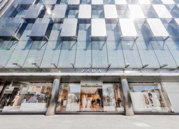 La nueva tienda de Zara que te llevará al futuro