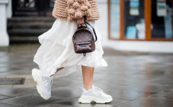 El mejor truco para que tus zapatillas blancas estén siempre como nuevas