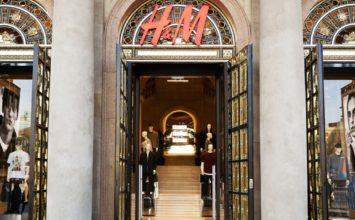 H&M cierra muchas de sus tiendas físicas y se apoya en el comercio online