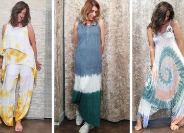 Estampados Tie Dye, la moda hippie que vuelve esta temporada