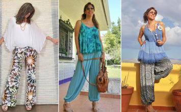 Los pantalones largos de verano ideales están en Chic and Nice