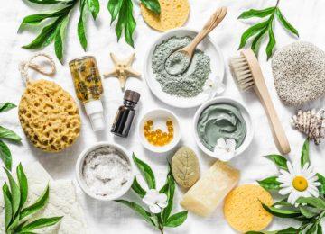 Cosmética natural: características