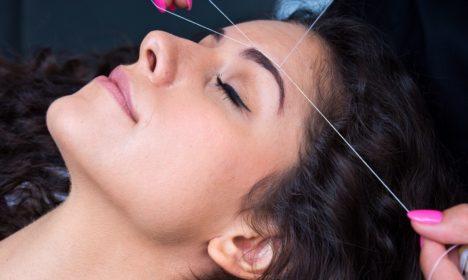 Qué es la depilación con hilo