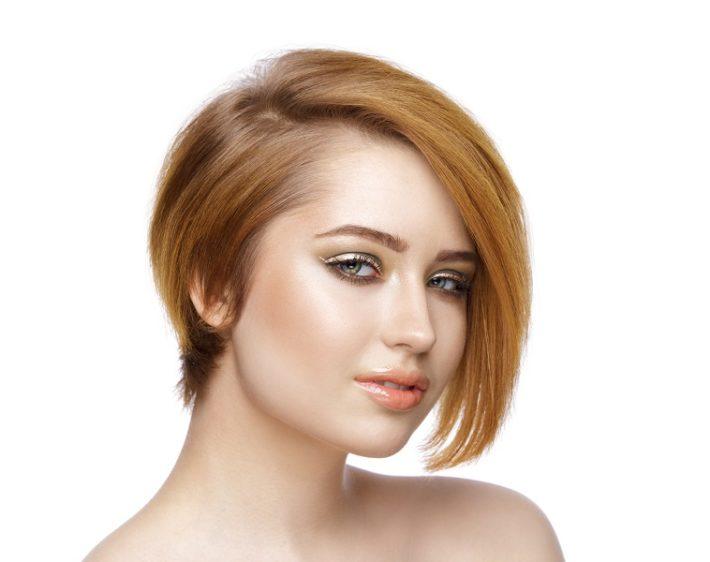 Peinados de pelo corto para mujer