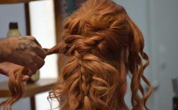 Peinados y recogidos para Nochevieja