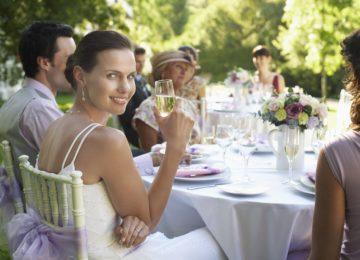 Peinados de boda para media melena y pelo largo