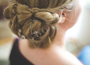 Peinados elegantes para grandes ocasiones