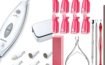 7 productos para arreglar las uñas con buena puntuación en Amazon