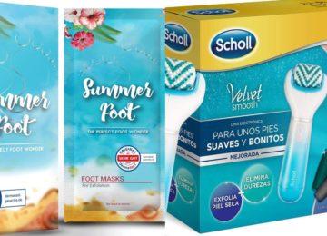 7 productos para cuidar los pies con buena puntuación en Amazon