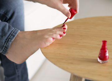 5 pasos para una pedicura perfecta en casa