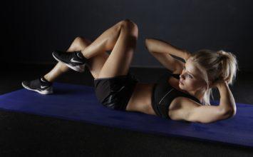 Rutina de ejercicios para tonificar el abdomen